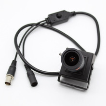 HD 1080P AHD 1/2.9 2mp Sony IMX323 + NVP2441 Starlight Low illumination Security CCTV Camera, 9-22mm lens