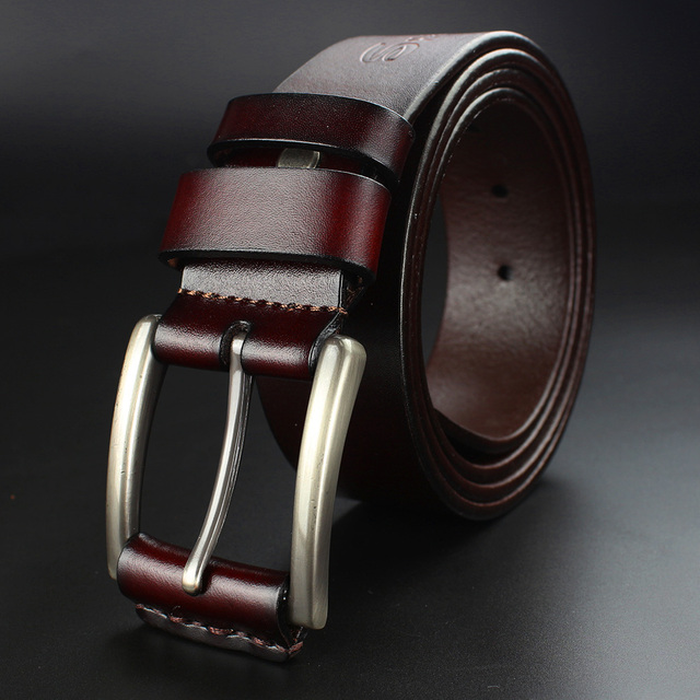 Belt Men High Quality Elite Brand Casual Belts 100 Best First Layer