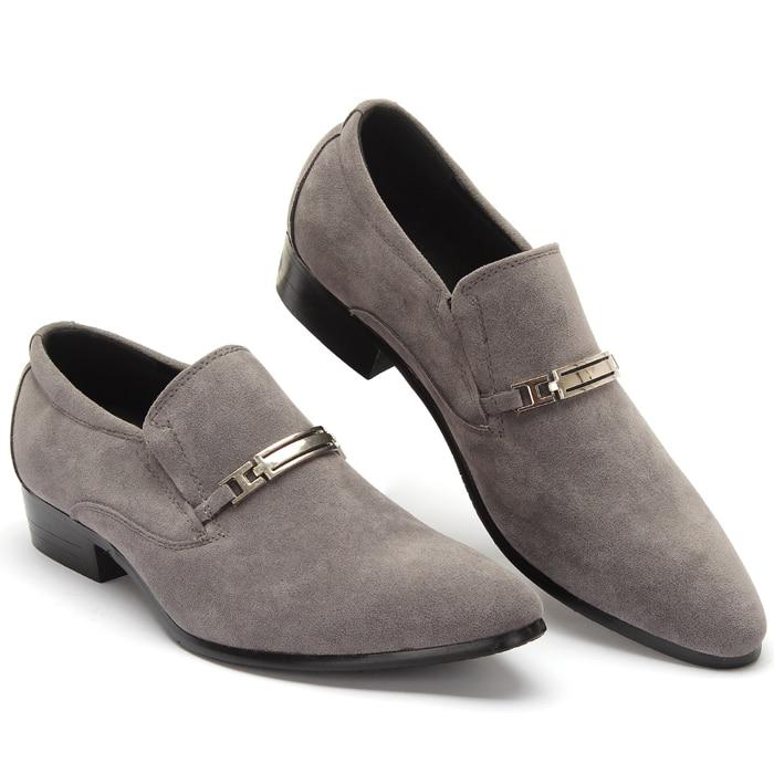 High Quality Mens Grey Dress Shoes-Buy Cheap Mens Grey Dress Shoes ...