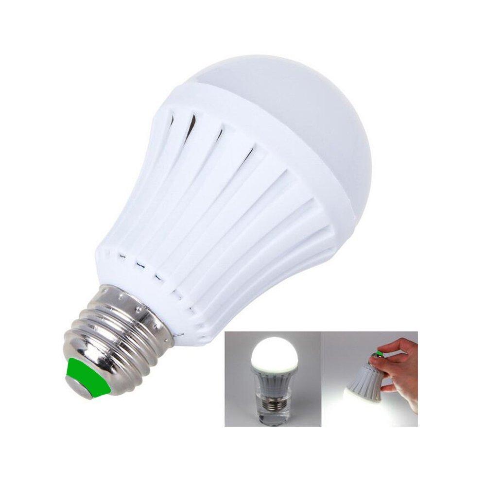 E27 5W 7W 9W 12W LED Smart Emergency Light Led Bulb Rechargeable Battery Lighting Lamp Outdoor Lighting Bombillas Flashlight