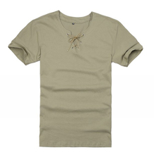 Attack on Titan Eren Jaeger T-shirt Long & Short Sleeve Casual Tee Shirts (2 types)
