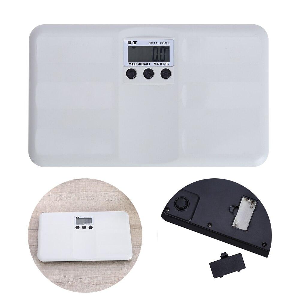 150 Kg/100g High Precision Lcd Bildschirm Tragbare Leichte Babywaage Multifunktions Digital Mini Baby Waage Gesundheit Gewicht So Effektiv Wie Eine Fee