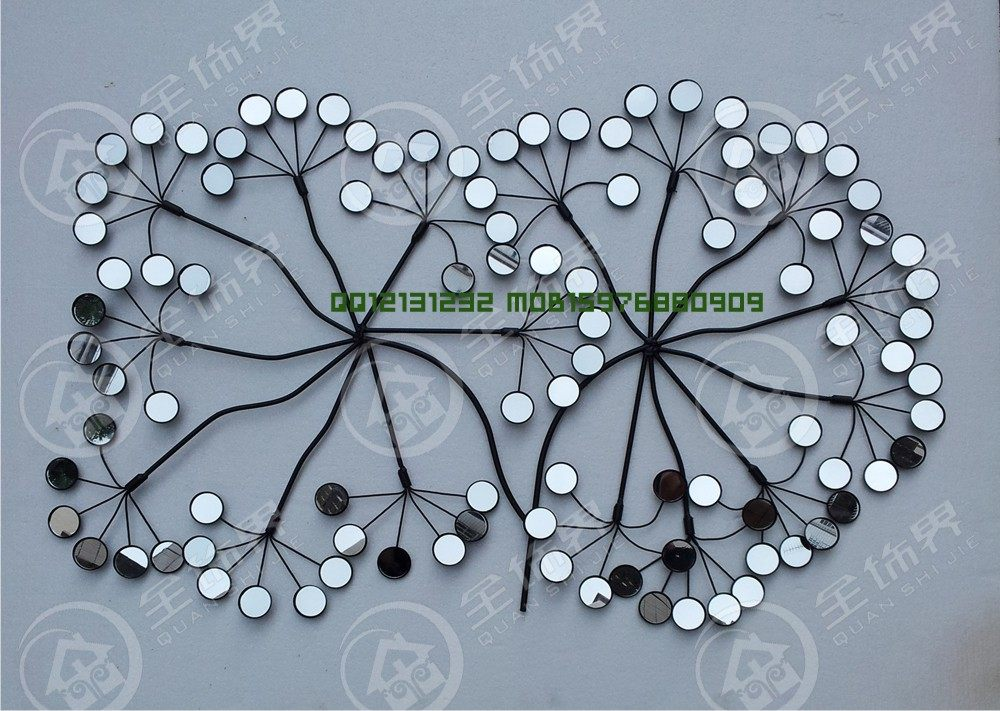 Online Shop modern mirror wall art sunburst metal wall art wire wall ...