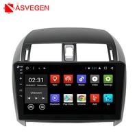 Asvegen 10 2 Inch 2din Android 7 1 HD Otca Core Car Navigation Stereo Multimedia Player