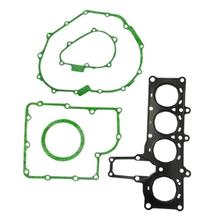 Motorcycle complete Stator Full Engine Cylinder Head Side Cover Gasket Kit for Honda CBR250 MC19 22 CB250 Jade Hornet 250 4sets motorcycle pistons rings clips pin kit oversize bore 100 49 5mm for honda cbr250 mc19 ky1