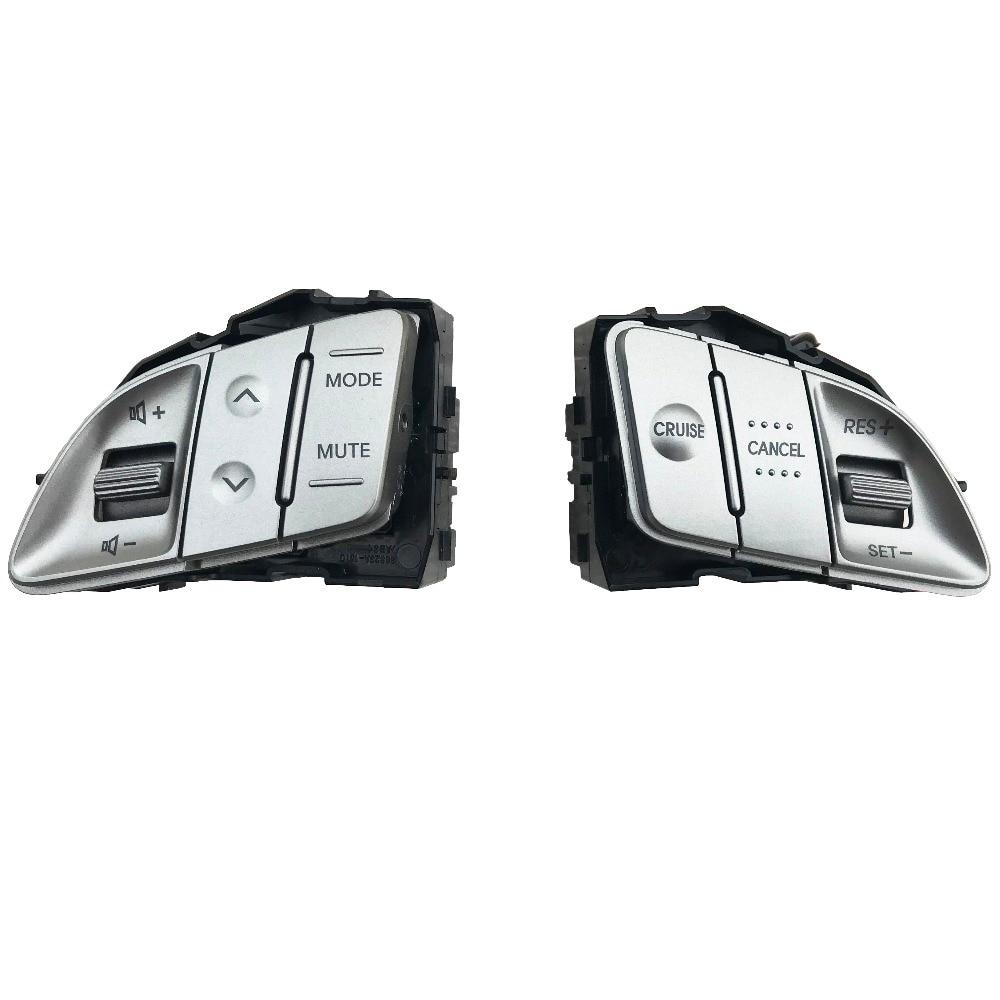 FOR Hyundai IX35 Multi-function Steering Wheel Button Volume Control Button Fixed Speed Cruise Button