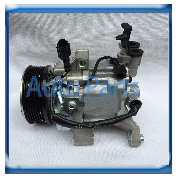 DKV10R a c compressor for Subaru Forester Impreza 73111SC000 73111SC001 73111 SG000 73111 SC001 73111 SC000