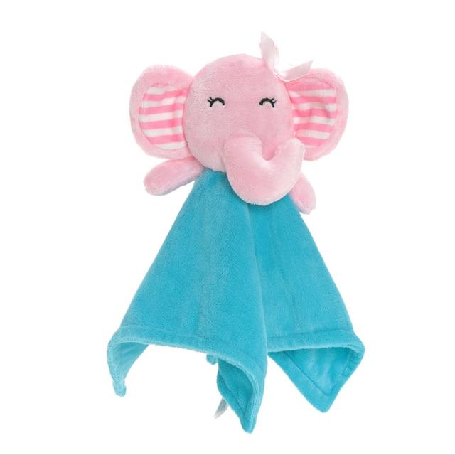 aliexpress com buy 30cm baby elephant plush toys comfort towel