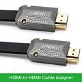 Adaptador de Cabo HDMI 1 m 1.5 m 3 m 5 m Cabo HDMI para hdmi 2.0 Versão para Computador HDTV cabos