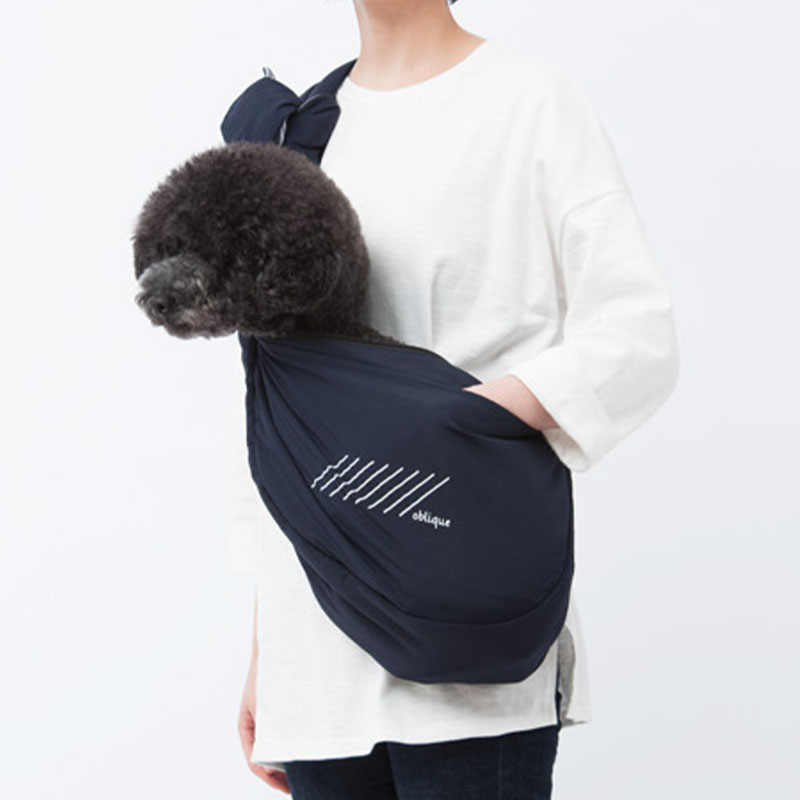 2018 Hot Cat Dog Accessories Fashion 2 Color Selectable Puppy Chihuahua Poodle Breathable Bag for Small Dogs S L
