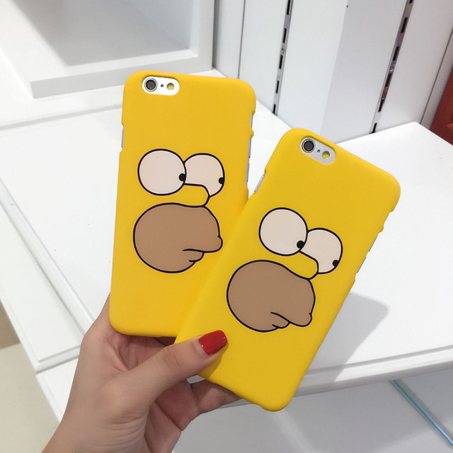 Homer Case For iPhone