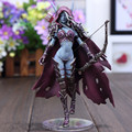 Anime LOL Forsaken Queen Sylvanas Windrunner Action PVC Figure Toy
