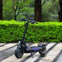 3200W POWERFUL electric SCOOTER with front and rear suspension and seat lithium battery electric bike hydraulic brake disc set harley scooter front and rear wheel brake and the rear seat with seat back seat bracket
