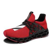 Zapatillas de running para hombres Zapatillas de deporte transpirables para hombres Zapatillas de deporte ligeras Zapatillas de correr para correr Zapatos de exterior para hombre