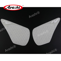 Arashi Fuel Tank Pads For YAMAHA YZF R1 2007 2008 Side Knee Grip Gas Protector Pad Stickers Motorcycle YZF R1 2007 2008