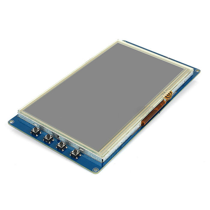 7 TFT LCD 800*480 Touch Screen Display for Raspberry Pi 2 DE finesource 7 1280 x 800 digital tft lcd screen driver board for banana pi raspberry pi black