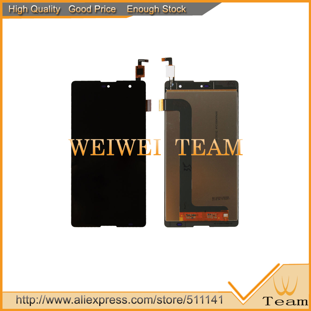 Original For Wiko S-Kool Wiko Robby LCD Display +Touch Screen Digitizer Assembly Replacement