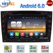32GB ROM 4G WIFI Android 6.0 7″ Octa Core 4GB RAM DAB+ AUX BT Car DVD Radio Player For Renault Megane 2 2003-2010 GPS Navigation