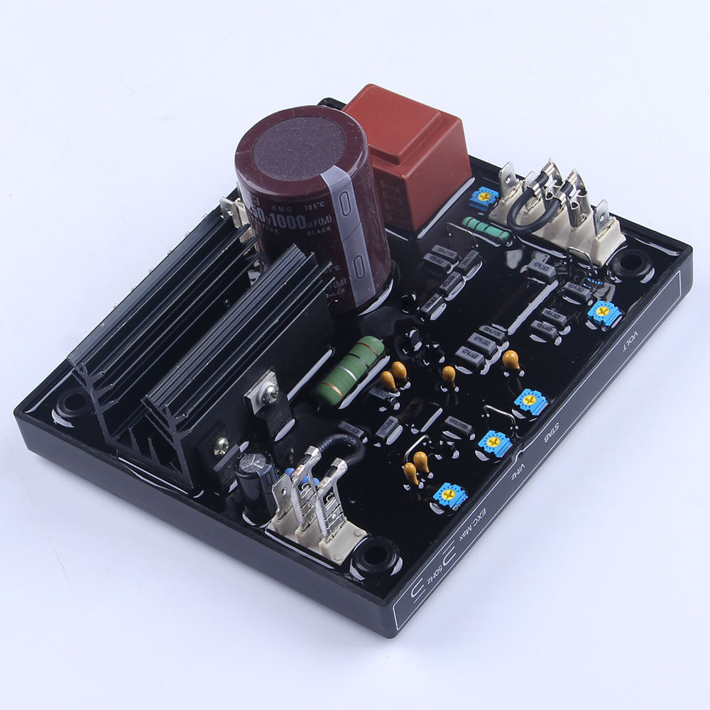 small resolution of genuine avr r438 stabilizer ac automatic voltage controller regulator 3phase adjustable current controller for diesel generator