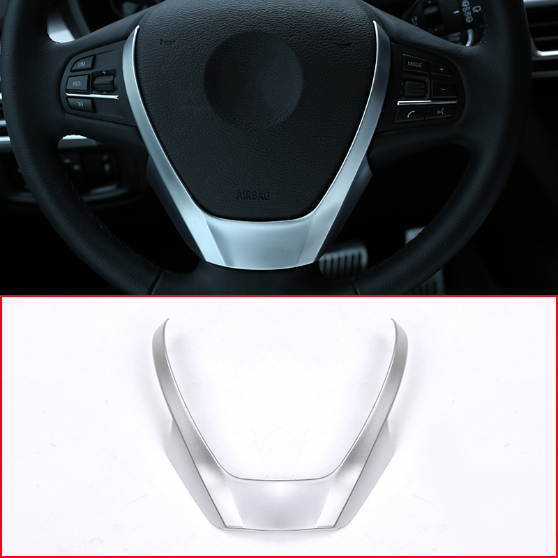 Tail Door Button Cover Trim Sticker ABS Plastic Style 1 1 pcs//set Interior Auto Vehicle Accessory for BMW X1 f48 X3 f25 X4 f26 X5 f15 X6 3 Series f30 GT 7 5 Series