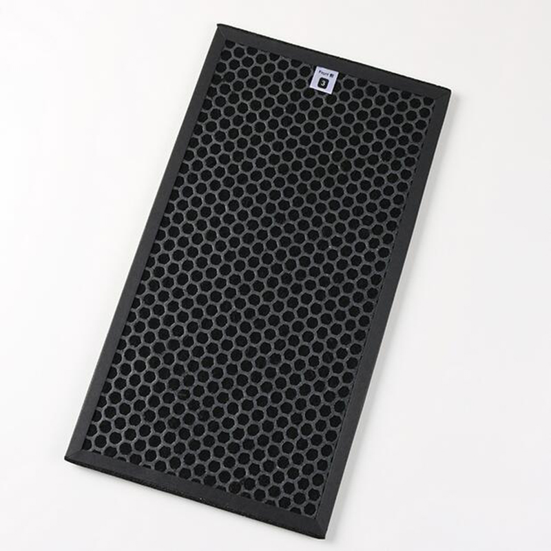 Air Purifier Parts HEPA +Actived Carbon Filter for Panasonic Air Purifier F-JXH35C F-JDH35C F-PXF35C-(S/W) ect
