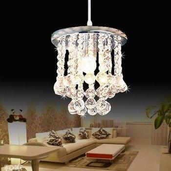 Modern luster Crystal LED Crystal Chandelier AC110-260 Crystal Lamp / Lighting Fixture LED Light Living room lights