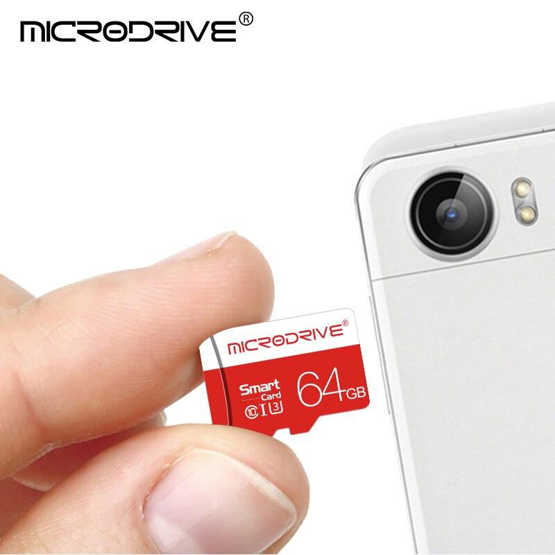 Image 5 - Microdrive High speed Flash Memory Card 8GB 16GB 32GB Micro card 64GB 128GB Class10 SDHC/SDXC tarjeta micro sd Cartao de memoria-in Micro SD Cards from Computer & Office