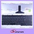 Venta caliente teclados del ordenador portátil para toshiba Satellite G50 L500 L505-S5971 L505D P500 L555 L550 A505 A500 L505 P305 PO negro