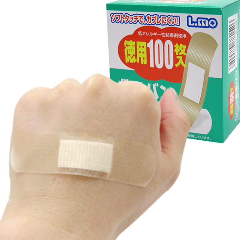 Hot Sale 100 Pcs Cartoon Bandages Adhesive Bandages Hemostasis Band Aid Sterile Stickers Wound First Aid For Kids Children High Standard In Quality And Hygiene Self Defense Supplies