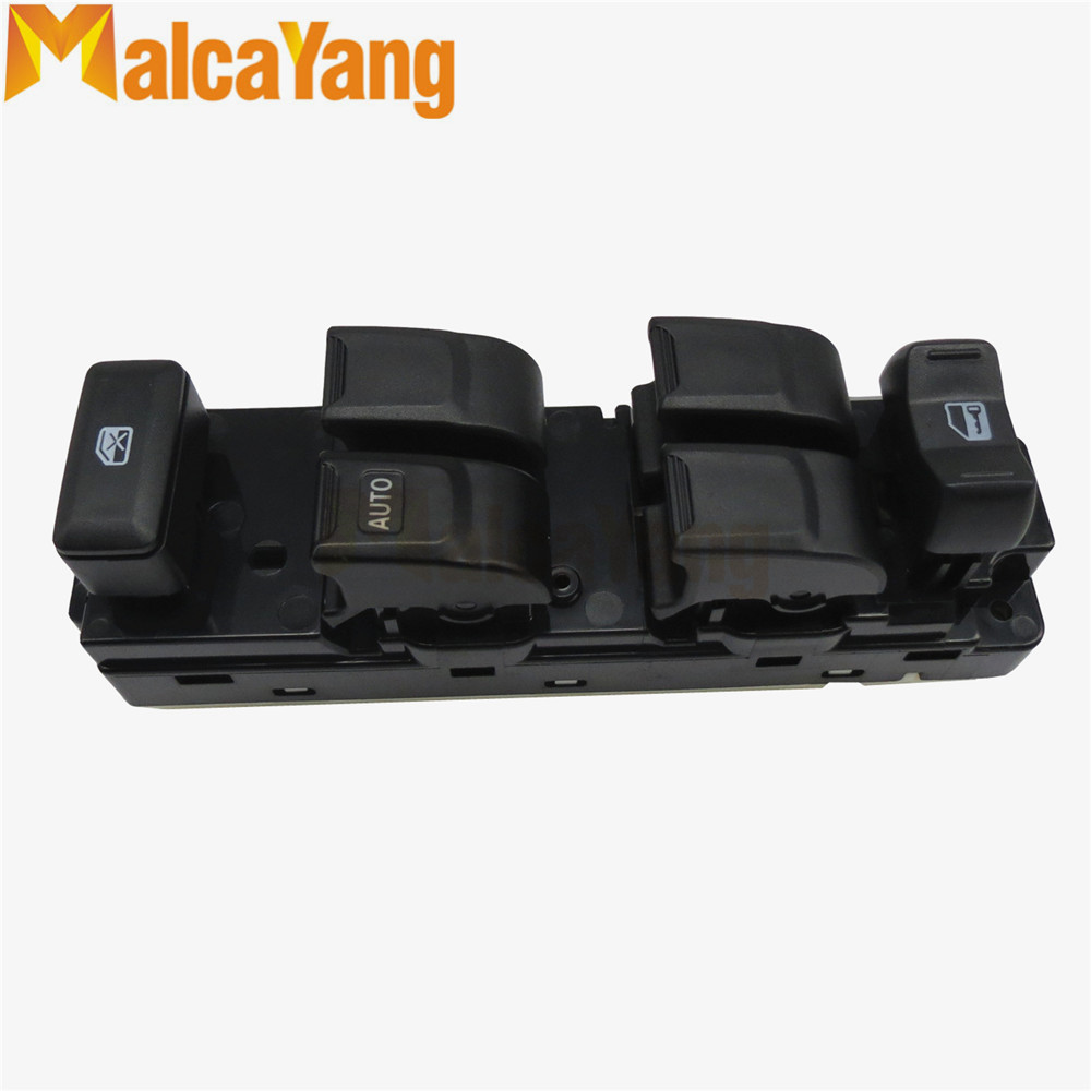 897400382D With automatic window lifting switch For Isuzu D max 2003 2011