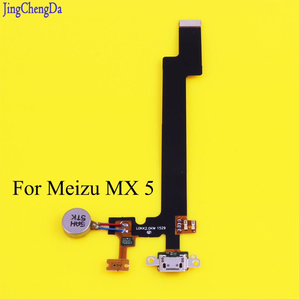 Microphone Replacement Spare Parts for Meizu MX5 Dock Connector Micro USB Charging Charger Port Flex Cable for Meizu MX 5 with