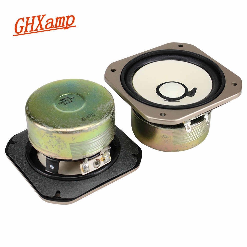 Detail Feedback Questions about GHXAMP 3 5 Inch Full Range Speaker
