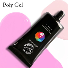 Gelike Soak Off Gel Polish Poly Easy Application Nail 30g Polygel Nails Acrylic