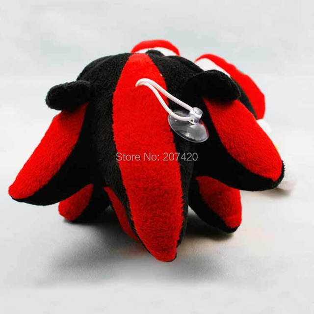 30cm 12inch Collection Games Black Sonic the Hedgehog Plush Dolls,Birthday Gift Toys,1pcs/pack