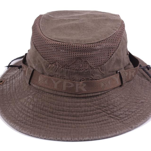 New Cotton Bucket Fishing hats