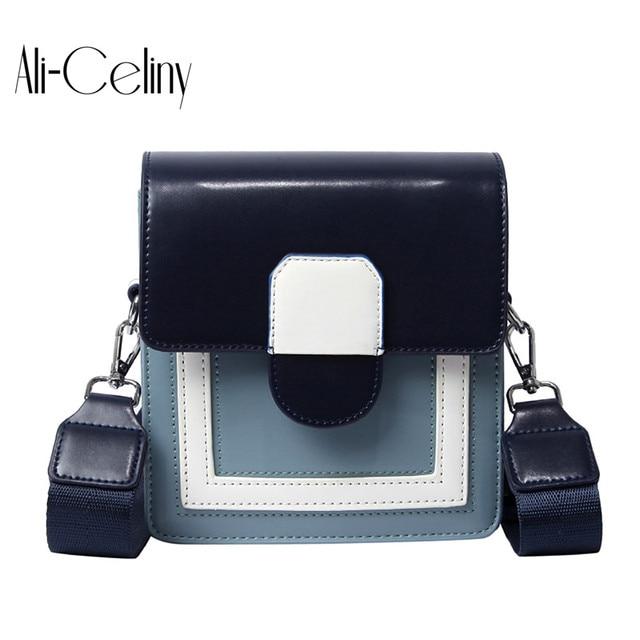 2d6da1d097 New Style famous brand Minimalist Crossbody Bag women Shoulderbag messenger  diamond Puzzle bags for women