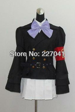 Umineko no Naku Koro Ni ANGE Halloween Cosplay Costume Custom Free Shipping A0186