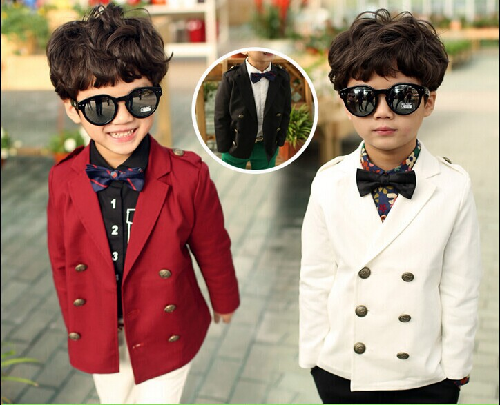 2015 Spring Autumn new hot children's clothing kids double