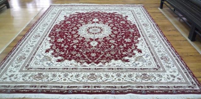 Trasporto libero 2.44 m x 3.05 m stile Wilton tappeti di lana fatti ...