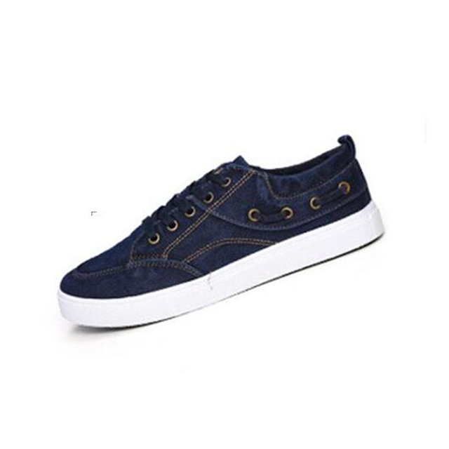 53460ffcaa17 Tends Top Summer men rounded Toe Flat Shoemale canvas Slip-on suedel eather  Wear Comfortable Breathable Fashion casual shoes