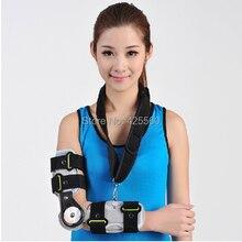 Регулируемый Медицинский ремень на плечо и руку, хирургическая поддержка при переломе плеч, сломанная рука