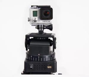 Image 5 - Supon YT 260 RF Télécommande RC Motorisé Dinclinaison de Casserole pour Caméras Téléphones Mobiles Gopro Sony avec 1/4 pouces plaque