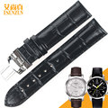 Calfskin Leather 19mm Watchband For Tissot For T17/PRC200/T461/T014.430 Watch Strap Replacement Watch Band Original Quality Belt