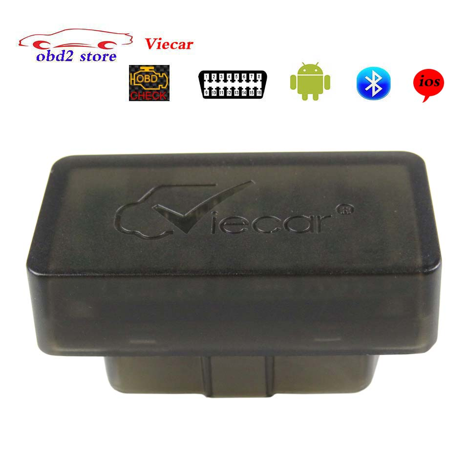 Bluetooth V4.0 ELM327 OBD2 OBDII EOBD Car Diagnostic Scanner for iOS Android ELM327 V1.5 ELM 327 OBD 2 Diagnostic Tool newest obdmate om520 lcd obd2 eodb car diagnostic scanner obdii interface om520 obd 2 ii auto diagnostic tool scanner