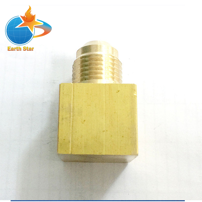 2 PCS 3/8 NPT Female Thread* 3/8 NPT Male Thread Metals Brass  Compression Couples Tube Fitting, Coupling 50pcs brass pipe fitting hex nipple joint 1 81 4x1 81 43 8x1 83 8x1 4 npt male thread plumb water gas connector accessory
