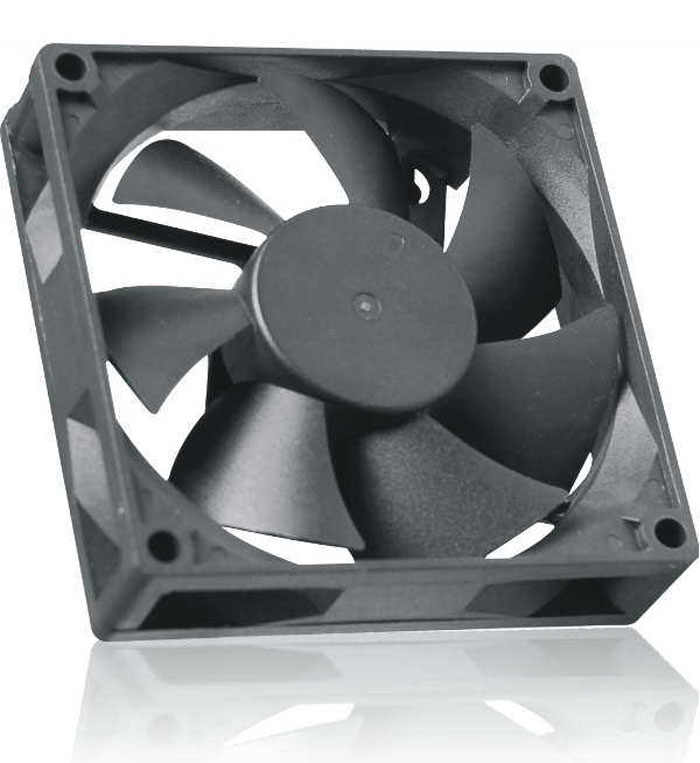 8 cm x 8 cm x 2,5 cm Neue 3Pin 12 V Computer PC CPU Stille 8025 Kühlung Fall Fan 6M7 Drop Verschiffen
