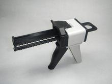 4:1 / 10:1 Dental Impression Mixing Dispenser Dispensing Gun 50ml  Sale