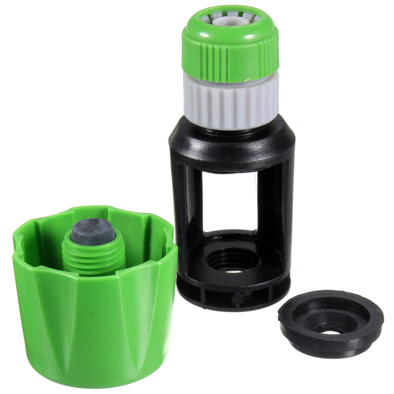 Новый универсальный кран для Садовый шланг Труба соединитель смеситель кухонное оборудование для полива низкая цена