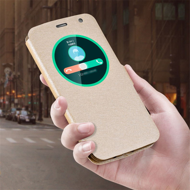 online store 8e6a2 0990c Aliexpress.com : Buy Asus Zenfone 2 Laser Ze500kl Case Asus Zenfone 2 Laser  Ze550kl Case Cover lazer Luxury Flip Original PU Leather Flip Cover from ...