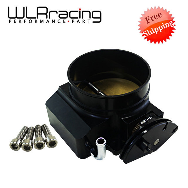 WLR RACING - FREE SHIPPING NEW THROTTLE BODY FOR Universal GM GEN III LS1 LS2 LS6 102MM Throttle Body HIGH QUALITY NEW WLR6938 wlr racing 102mm throttle body drive by wire for chevrolet ls1 ls2 ls3 ls7 lsx lsxr intake manifold ls engine wlr ttb99